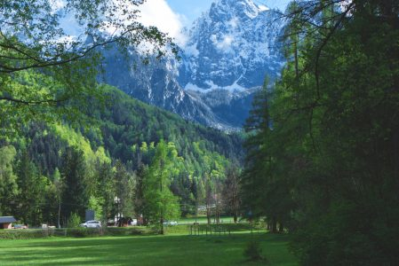 Kranjska Gora – Slowenien