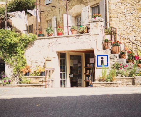 No Van life – Ferienhaus in Sault, Provence